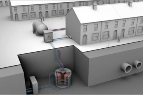 Baterías térmicas: un sistema de energía solar que produce electri...