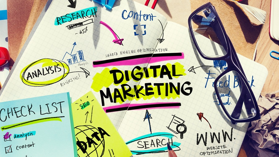 Estrategias digitales de marketing